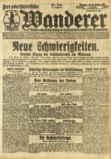 Der Oberschesische Wanderer, 1921, Jg. 94, Nr. 241