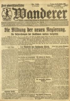 Der Oberschlesische Wanderer, 1921, Jg. 94, Nr. 245