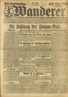 Der Oberschlesische Wanderer, 1921, Jg. 94, Nr. 278
