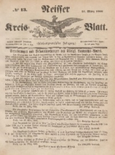 Neisser Kreis-Blatt, 1866, Jg. 24, nr13