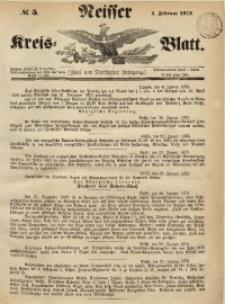 Neisser Kreis-Blatt, 1873, Jg. 32 , nr5