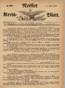 Neisser Kreis-Blatt, 1873, Jg. 32 , nr10
