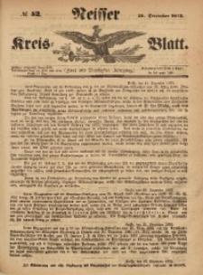 Neisser Kreis-Blatt, 1873, Jg. 32 , nr52