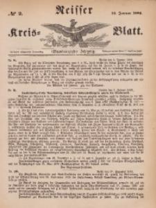 Neisser Kreis-Blatt, 1882, Jg. 41, nr2