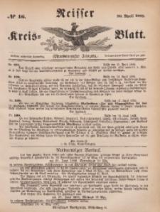 Neisser Kreis-Blatt, 1882, Jg. 41, nr16