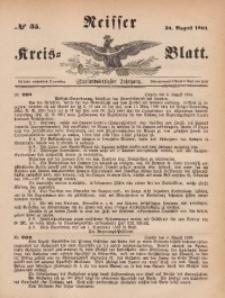 Neisser Kreis-Blatt, 1883, Jg. 42, nr35