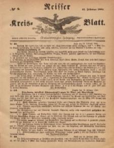 Neisser Kreis-Blatt, 1884, Jg. 43, nr8