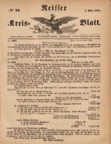 Neisser Kreis-Blatt, 1884, Jg. 43, nr18
