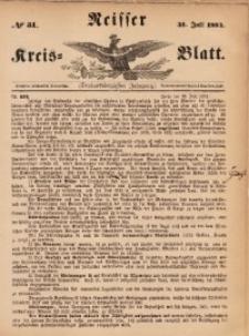 Neisser Kreis-Blatt, 1884, Jg. 43, nr31