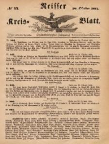 Neisser Kreis-Blatt, 1884, Jg. 43, nr44