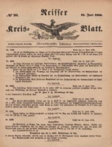 Neisser Kreis-Blatt, 1885, Jg. 44, nr25