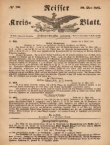 Neisser Kreis-Blatt, 1887, Jg. 46, nr20