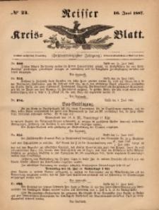 Neisser Kreis-Blatt, 1887, Jg. 46, nr24