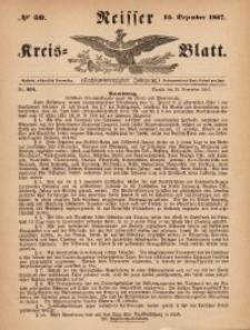 Neisser Kreis-Blatt, 1887, Jg. 46, nr50
