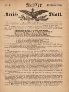 Neisser Kreis-Blatt, 1888, Jg. 47, nr4