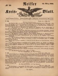 Neisser Kreis-Blatt, 1888, Jg. 47, nr12