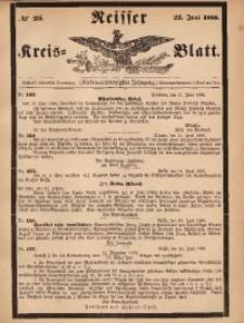 Neisser Kreis-Blatt, 1888, Jg. 47, nr25
