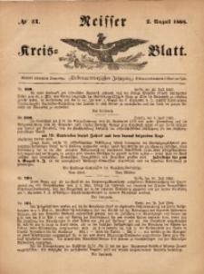 Neisser Kreis-Blatt, 1888, Jg. 47, nr31