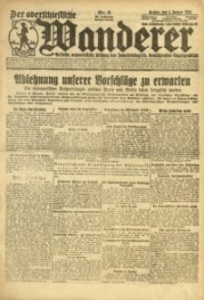 Der Oberschlesische Wanderer, 1924, Jg. 96, Nr. 3