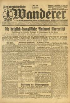 Der Oberschlesische Wanderer, 1924, Jg. 96, Nr. 10