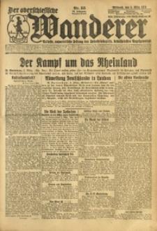 Der Oberschlesische Wanderer, 1924, Jg. 96, Nr. 55