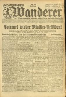 Der Oberschlesische Wanderer, 1924, Jg. 96, Nr. 76