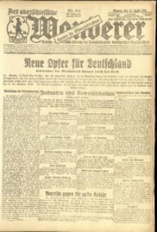 Der Oberschlesische Wanderer, 1924, Jg. 96, Nr. 89