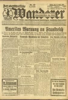 Der Oberschlesische Wanderer, 1924, Jg. 96, Nr. 97