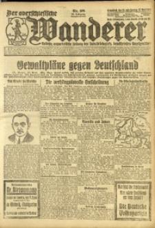 Der Oberschlesische Wanderer, 1924, Jg. 96, Nr. 98