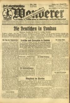 Der Oberschlesische Wanderer, 1924, Jg. 96, Nr. 181