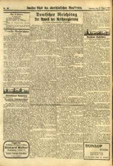 Der Oberschlesische Wanderer, 1924, Jg. 96, Nr. 199