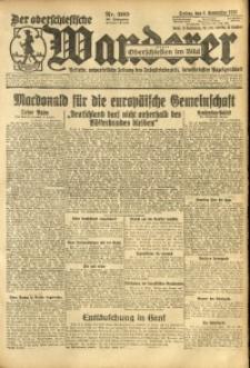 Der Oberschlesische Wanderer, 1924, Jg. 96, Nr. 209