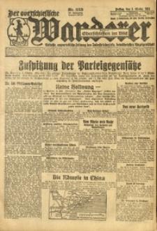 Der Oberschlesische Wanderer, 1924, Jg. 96, Nr. 233