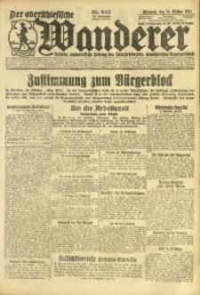 Der Oberschlesische Wanderer, 1924, Jg. 96, Nr. 243