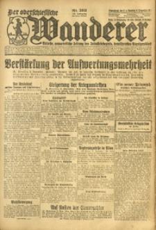 Der Oberschlesische Wanderer, 1924, Jg. 96, Nr. 263