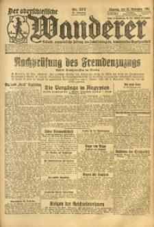 Der Oberschlesische Wanderer, 1924, Jg. 96, Nr. 277
