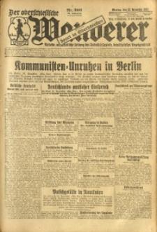 Der Oberschlesische Wanderer, 1924, Jg. 96, Nr. 300
