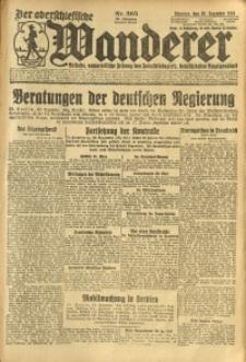 Der Oberschlesische Wanderer, 1924, Jg. 96, Nr. 305