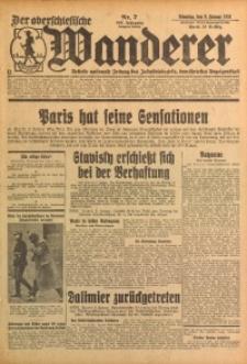 Der Oberschlesische Wanderer, 1934, Jg. 106, Nr. 7