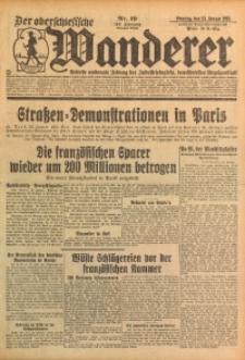 Der Oberschlesische Wanderer, 1934, Jg. 106, Nr. 19