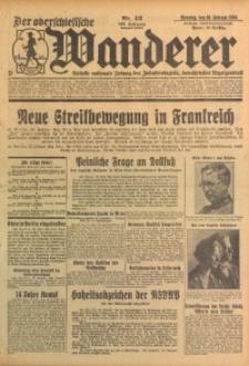 Der Oberschlesische Wanderer, 1934, Jg. 106, Nr. 43