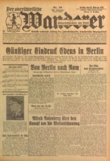Der Oberschlesische Wanderer, 1934, Jg. 106, Nr. 46