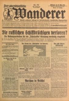 Der Oberschlesische Wanderer, 1934, Jg. 106, Nr. 74