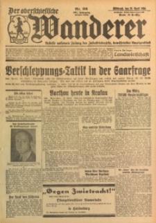 Der Oberschlesische Wanderer, 1934, Jg. 107, Nr. 96