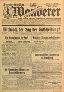Der Oberschlesische Wanderer, 1934, Jg. 107, Nr. 126