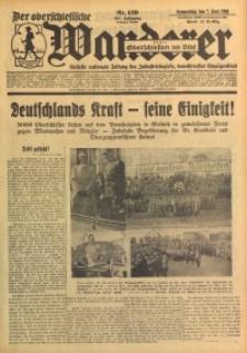 Der Oberschlesische Wanderer, 1934, Jg. 107, Nr. 129