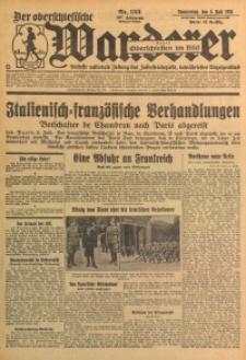Der Oberschlesische Wanderer, 1934, Jg. 107, Nr. 153