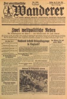 Der Oberschlesische Wanderer, 1934, Jg. 107, Nr. 160
