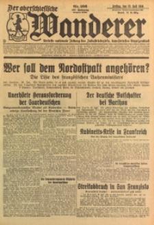 Der Oberschlesische Wanderer, 1934, Jg. 107, Nr. 166