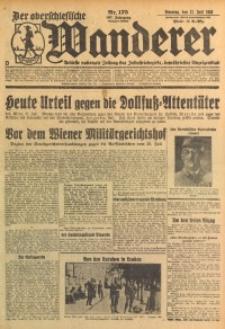 Der Oberschlesische Wanderer, 1934, Jg. 107, Nr. 175